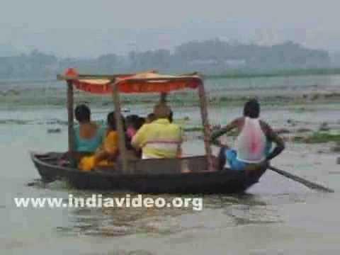 Rudrasagar Lake and boating