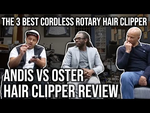 The 3 Best cordless Rotary Motored Andis Vs Oster Hair Clipper Review
