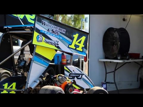 Cycleland Speedway (points Race 11)