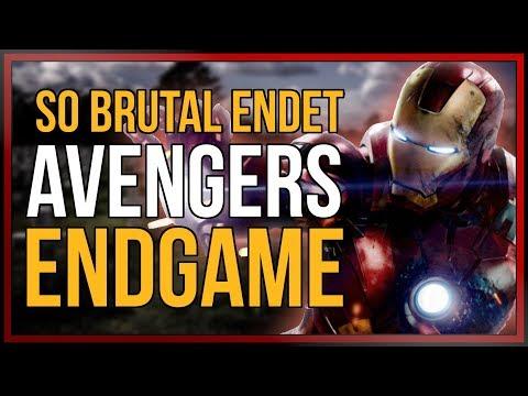 So dramatisch endet AVENGERS ENDGAME | Avengers Endgame Theorien | [onsXreen]