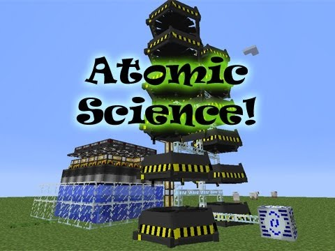 Atomic science electric turbines nerfed? | Feed the Beast
