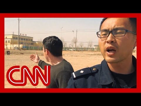 CNN captures rare images China doesn't want you to see