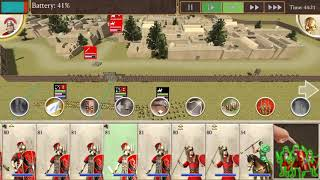 Rome: Total War on iPhone SE Gameplay