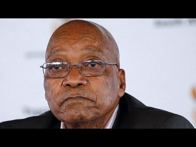 ЮАР: Зума остается
