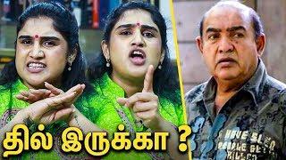 தில் இருந்தா என்கிட்ட மோதுங்க : Vanitha Vijaykumar challenges Vijaykumar & Arun Vijay | Interview