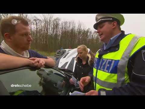 Polizeikontrolle Carfreitag 2017 in Paderborn