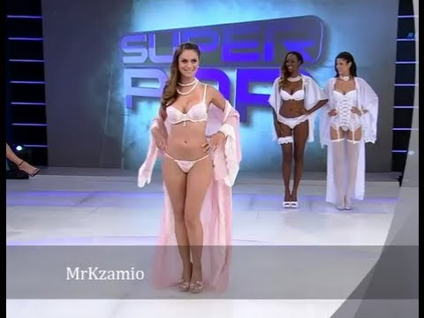 Desfile de lingerie superpop 11092013 youtube - 5 7
