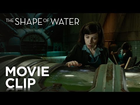 "THE SHAPE OF WATER I ""Lab Encounter"" Clip 