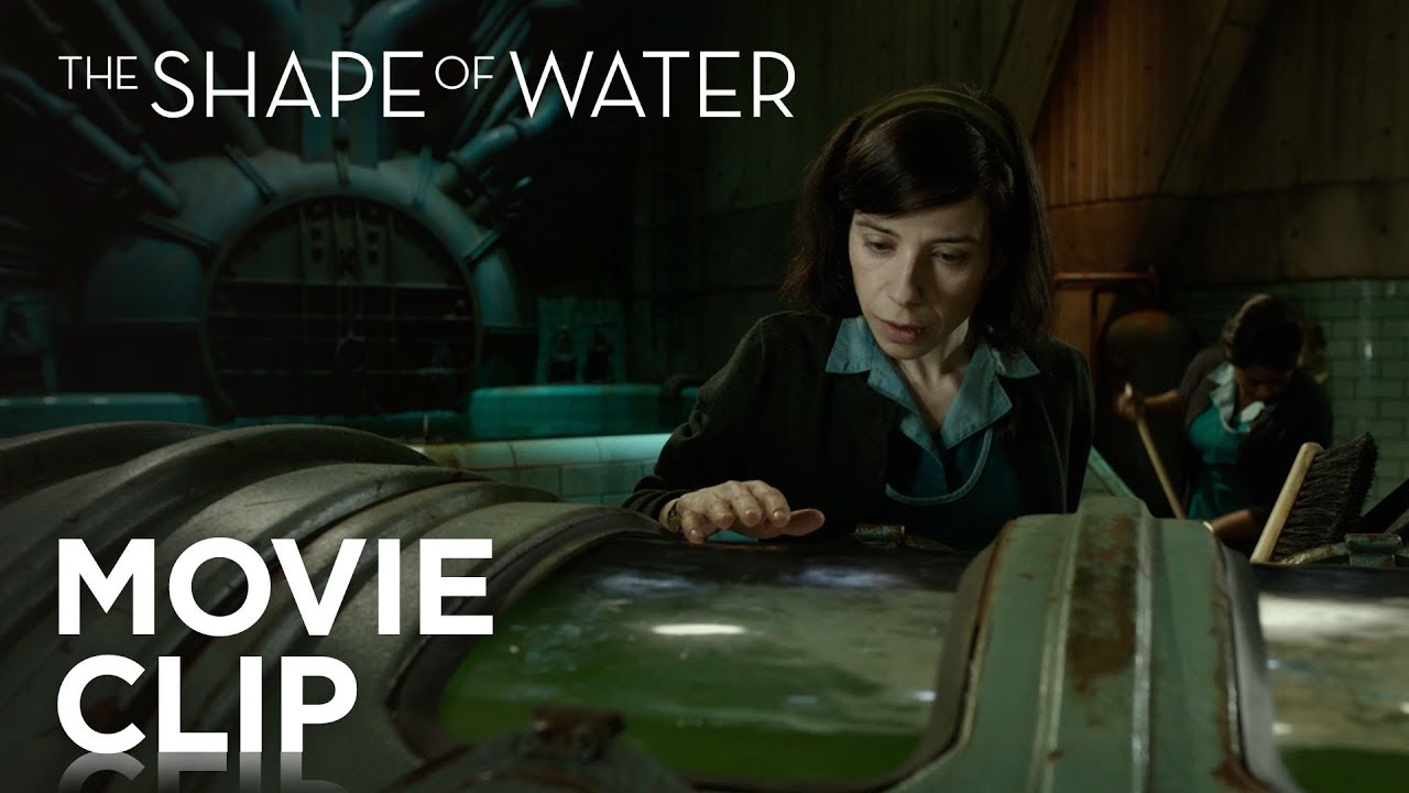 THE SHAPE OF WATER I 'Lab Encounter' Clip | FOX Searchlight