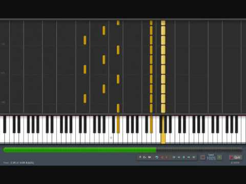 Exogenesis Symphony Part 3 Redemption Piano Tutorial
