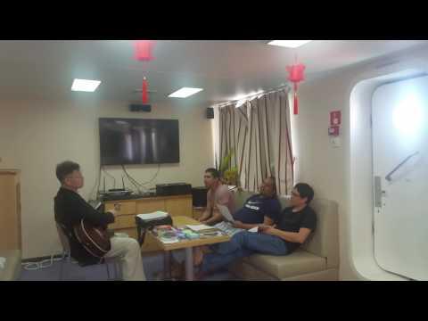 OOCL Taipei ship evangelical meeting