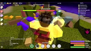 PVP Compilation 4!! (10 MIN SUB SPECIAL!) Roblox Booga Booga