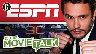 Is James Franco the Right Director for ESPN Movie? - Movie Talk
