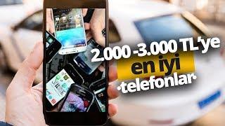 2000 - 3000 TL arası en iyi akıllı telefonlar - Haziran 2019