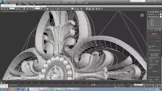 резьба в Autodesk 3ds Max 2010