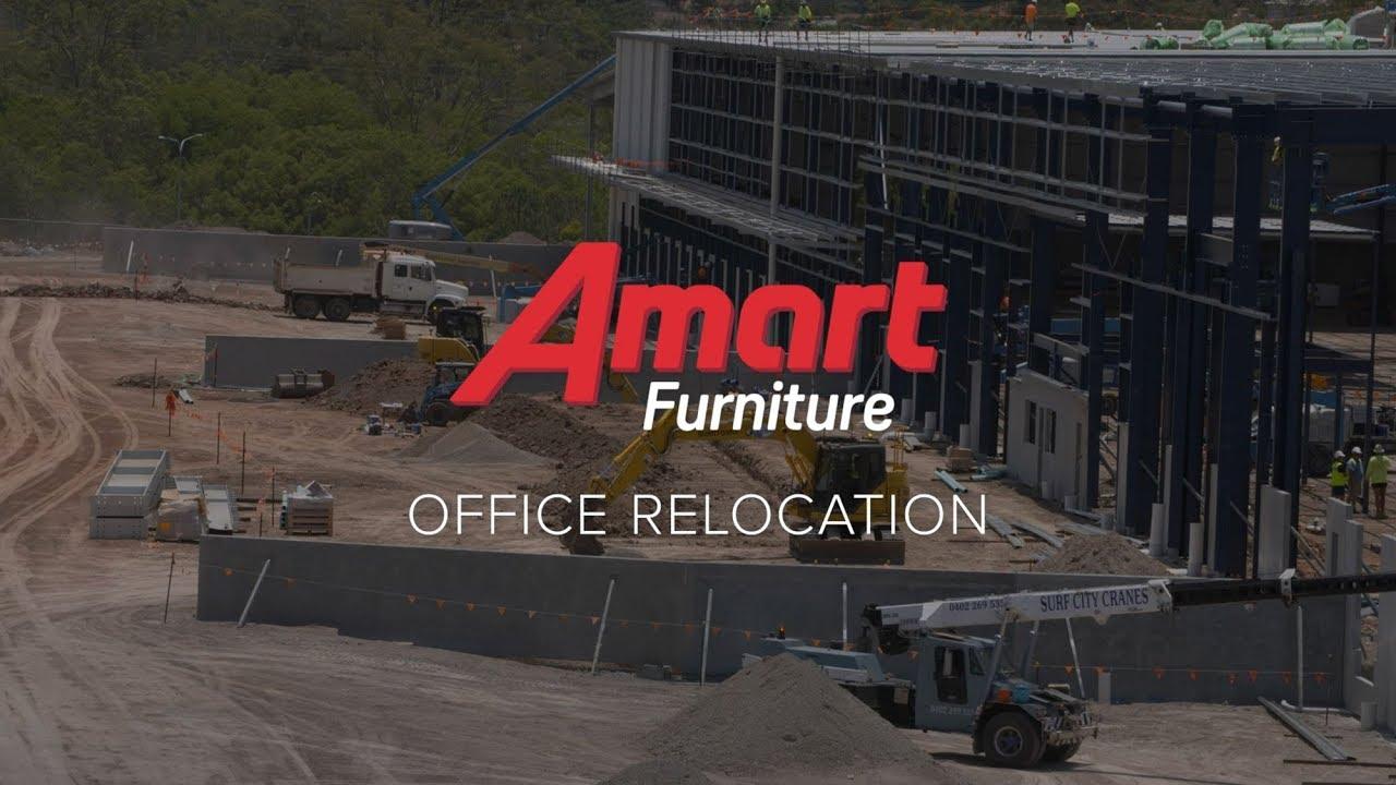 Cachet Amart Furniture Office