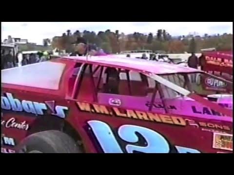 Inside Northeast Racing #12B   Jack Johnson WoO Late Models from Fonda speedway