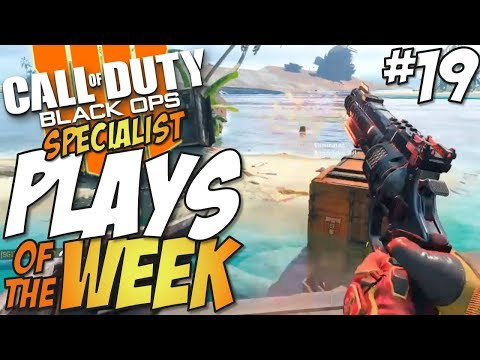 Call of Duty: Black Ops 4 - Plays Of The Week #19 | Specialist thumbnail