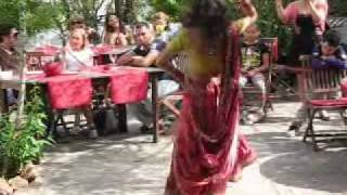 Cardamom Club Restaurant Ibiza Santa Eulalia live dance by Sun Radio Ibiza TV