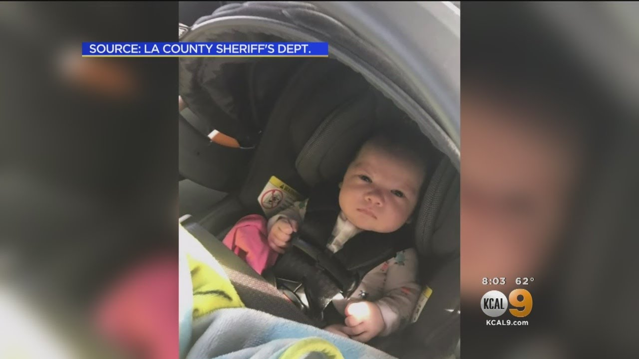 AMBER ALERT for 2 month old baby cancelled; child found safe