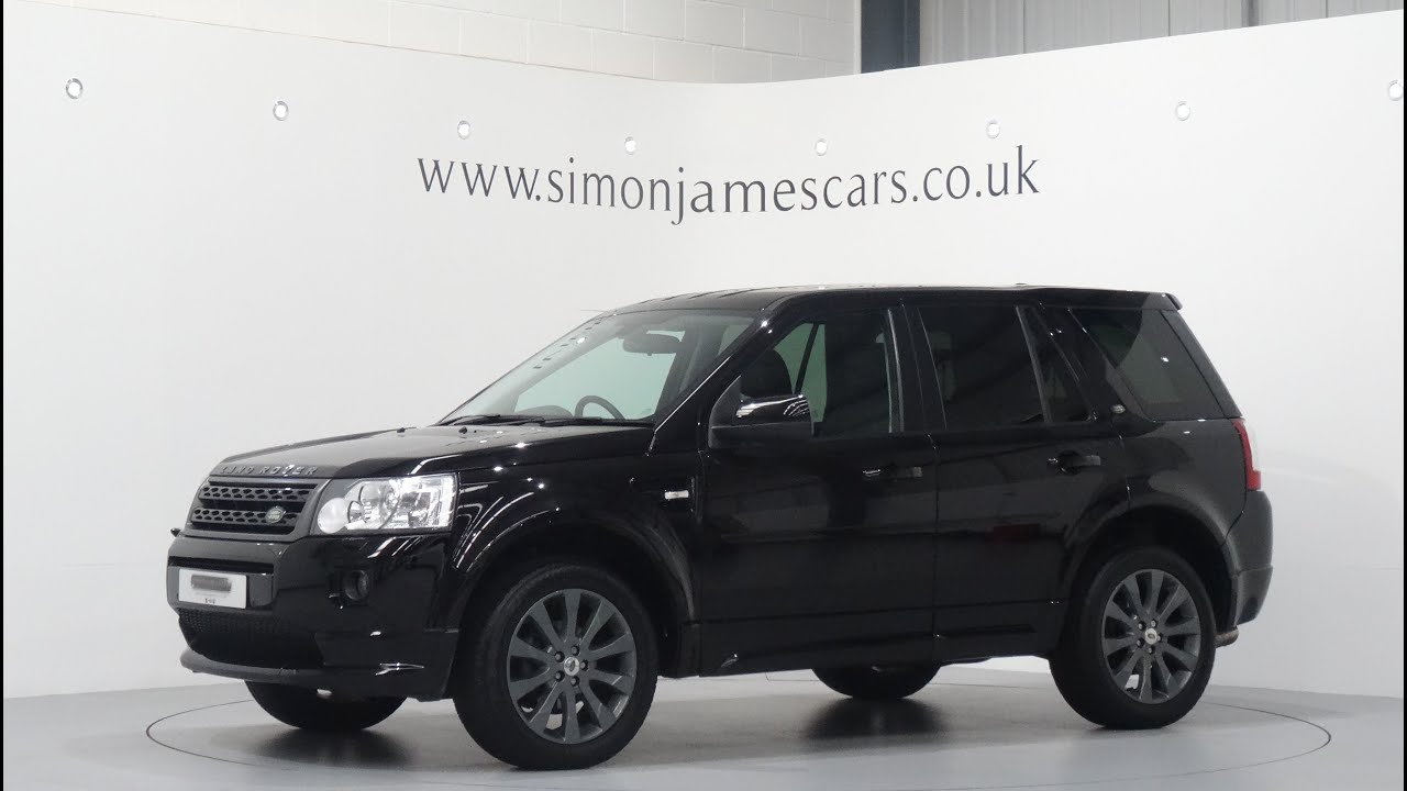 land rover freelander 2 2 sd4 sport le 39 limited edition 39 youtube. Black Bedroom Furniture Sets. Home Design Ideas