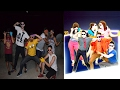 Just Dance 2014 - Kiss You By One Direction (6 Players) | 5 Stars video