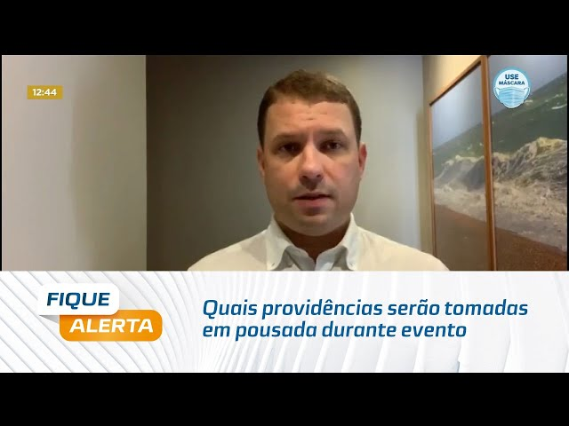 MPE: Quais providências serão tomadas em pousada durante evento em São Miguel dos Milagres