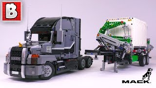 The MACK Anthem is quite EPIC! | LEGO Technic 42078 Review!