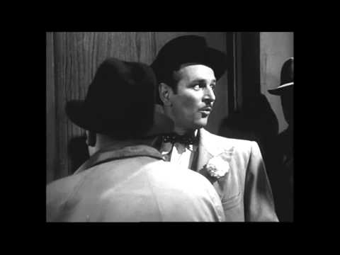 Noose (1948) - the entrance of Bar Gorman