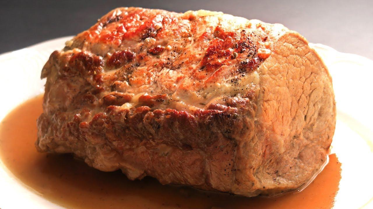 Lomo De Cerdo En Salsa Sin Horno Receta Muy Fácil Para Navidad