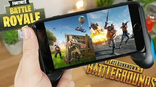 Sign-Ups For 'Fortnite BR' Mobile On iOS Start Tomorrow, 3/12