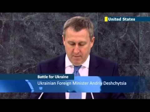 UN rejects Kremlin's Crimean referendum: Russia facing 'increasing international isolation'