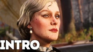 Red Dead Redemption 2 Online Campaign Walkthrough Gameplay Part 1 - JESSICA (Red Dead 2)