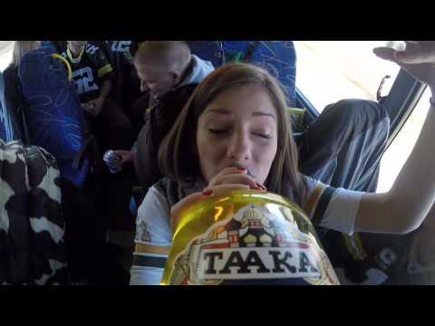 Packer Bus 2014 - Taaka GoPro Cam