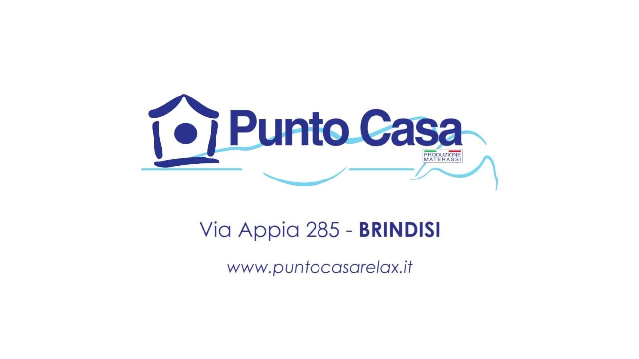 PUNTO CASA MATERASSI - YouTube