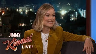 Olivia Wilde on Directing First Film