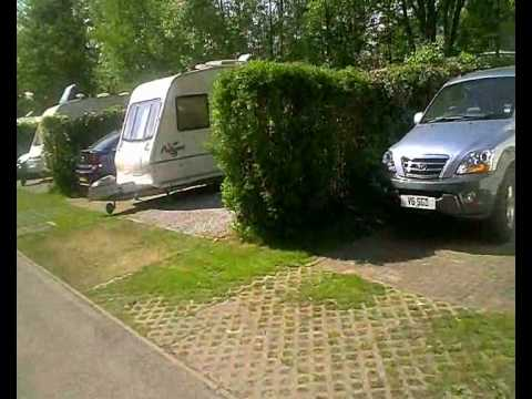 Chatsworth Caravan Club Site  - Video Review