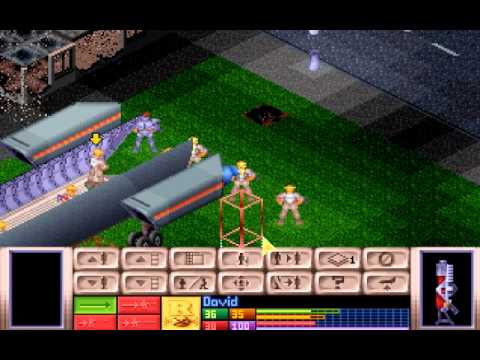 Let's Play X-COM UFO Defence Part 59 Chrysalids Everywhere