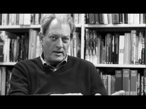 Paul Auster introduces Winter Journal