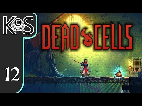 Dead Cells Ep 12: Pushing the Limit - Rogue-like, Action Platformer, Let's Play, Gameplay