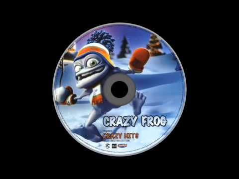 Crazy Frog Winter Hits Full Album Collection