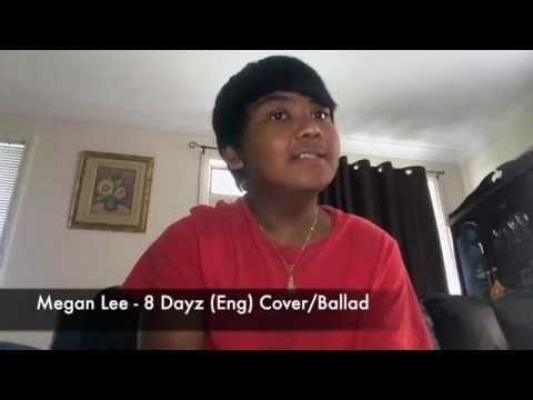 Megan Lee - 8Dayz (Eng) Cover~