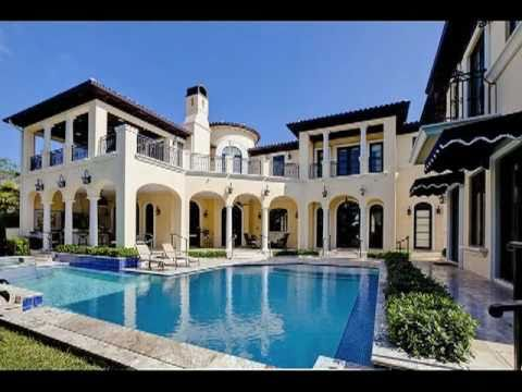 Luxury homes in miami beach youtube for Cheap luxury homes