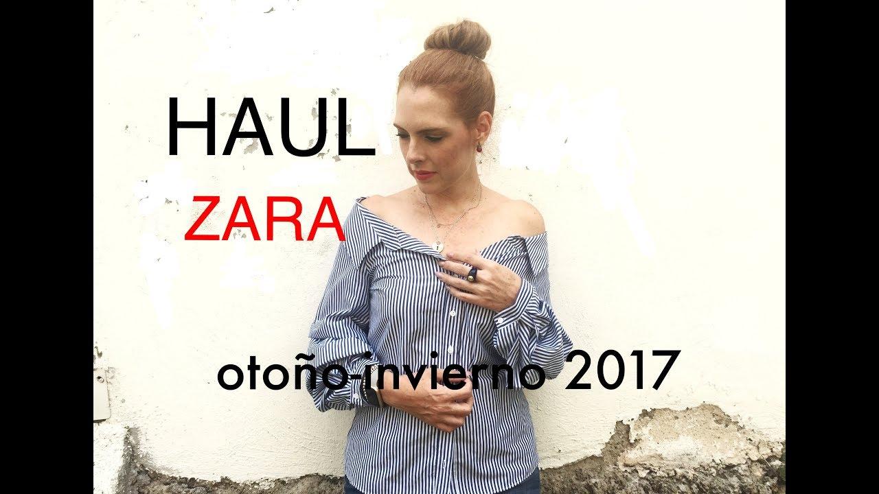 699b16e120 HAUL ZARA otoño invierno 2017 - YouTube