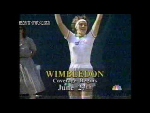 1998 NBC Sports Promo (U.S. Open/Wimbledon)