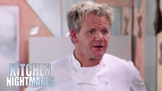 Gordon Gets Distracted By Dancers - Kitchen Nightmares