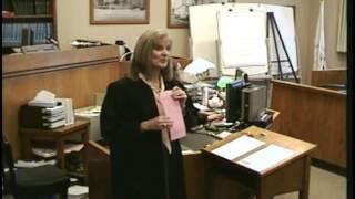 DUII Intensive Supervision Program (DISP) Orientation in Multnomah County, Oregon