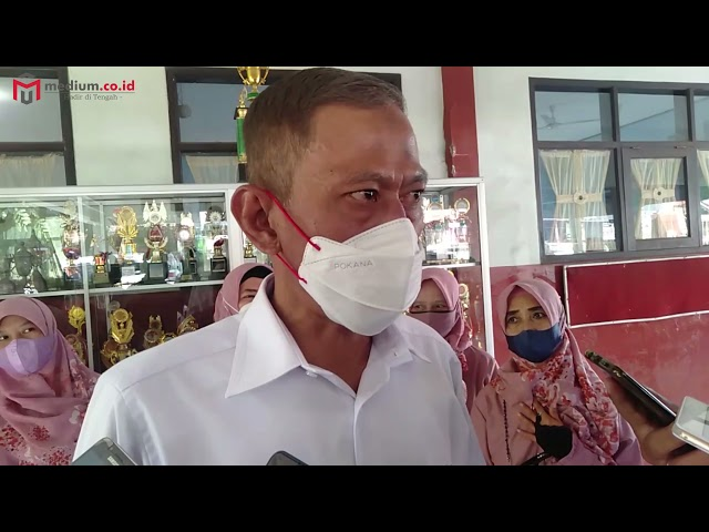 Cegah Klaster Covid-19 di Sekolah, Wabup Cianjur Minta Tenaga Pendidik Ekstra Hati-hati