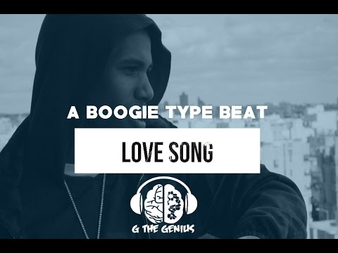 A Boogie Type Beat | Chris Brown Sample Beat | Love Song | G The Genius Beats