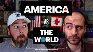 America vs. The World - Series Sizzle Reel
